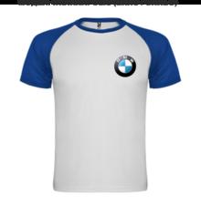 Мъжка тениска с щампа A0008