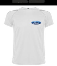 Мъжка тениска с щампа A0014