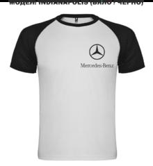 Мъжка тениска с щампа A0015