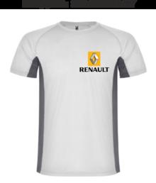 Мъжка тениска с щампа A0017