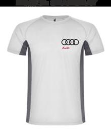 Мъжка тениска с щампа A0020