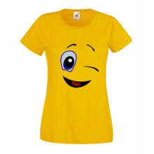 Дамска тениска с щампа А0029