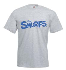 Мъжка тениска с щампа A0040