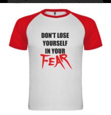 Мъжка тениска с щампа A0042