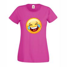 Дамска тениска с щампа А0051