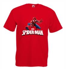 Мъжка тениска с щампа A0071