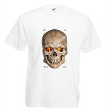 Мъжка тениска с щампа A0096