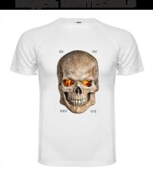 Мъжка тениска с щампа A0097