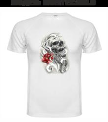 Мъжка тениска с щампа A0098