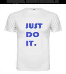 Мъжка тениска с щампа A0110