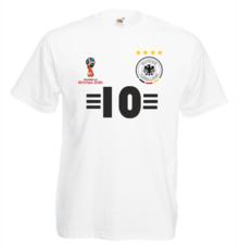 Мъжка тениска с щампа A0108