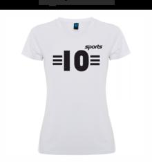 Дамска тениска с щампа A0093