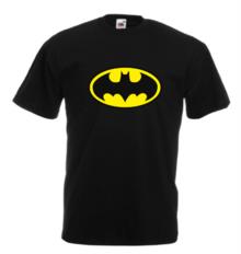 Мъжка тениска с щампа  А0104