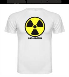 Мъжка тениска с щампа A0120