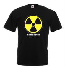 Мъжка тениска с щампа A0121