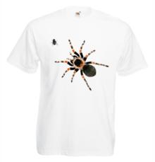 Мъжка тениска с щампа A0144