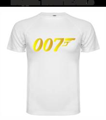 Мъжка тениска с щампа A0150