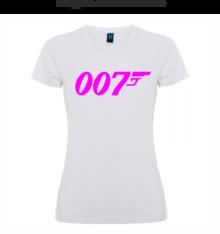 Дамска тениска с щампа A0153