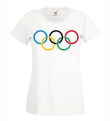 Дамска тениска с щампа A0182