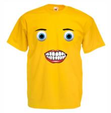 Мъжка тениска с щампа A0188
