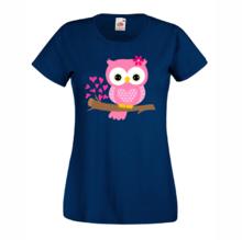 Дамска тениска с щампа A0198