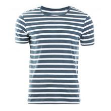 Мъжка раирана тениска С1221