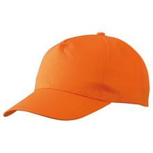Едноцветна шапка с козирка С163