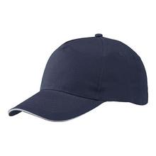 Памучна шапка с козирка С691
