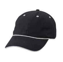 Шест панелна шапка с козирка С1213
