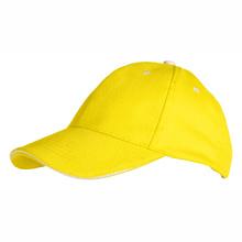 Детска шапка с контрастен ръб С511