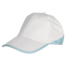 Памучна двуцветна шапка С841