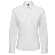Стилна дамска риза с дълъг ръкав С263