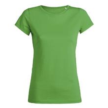 Дамска тениска в зелено С1036