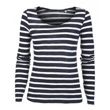 Дамска блуза раирана С1139