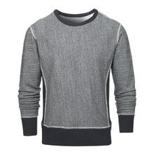 Двуцветна мъжка блуза С1222