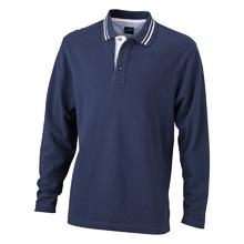 Мъжка риза с дълъг ръкав С792