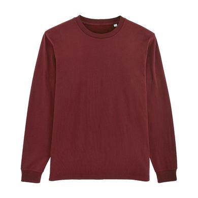 Плътна памучна блуза В1585