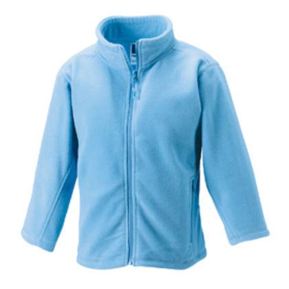 Спортно поларено яке за деца С414
