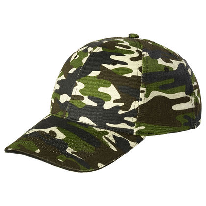 Камуфлажна шапка с козирка С1147
