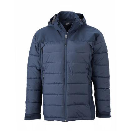 Много топло мъжко яке за зимата В1345
