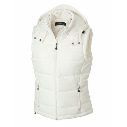 Многослойно дамско яке без ръкави В658