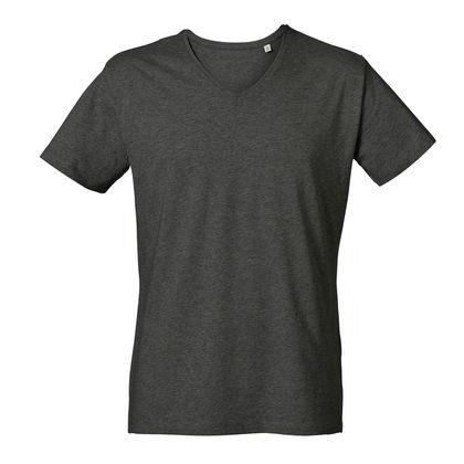 Мъжка леко вталена тениска С990