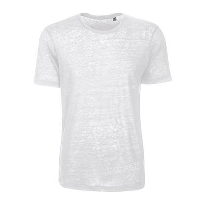 Уникална мъжка тениска от лен С1316