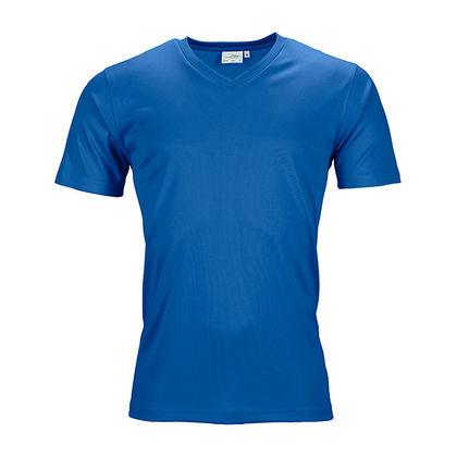 Мъжка тениска от полиестер С1078
