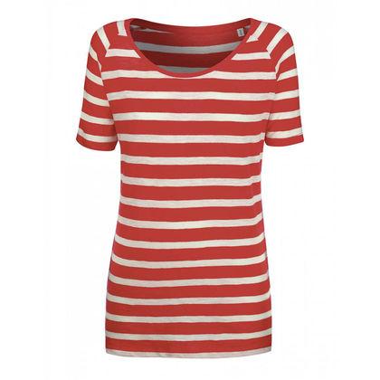 Дамска тениска уголемена С1017-18