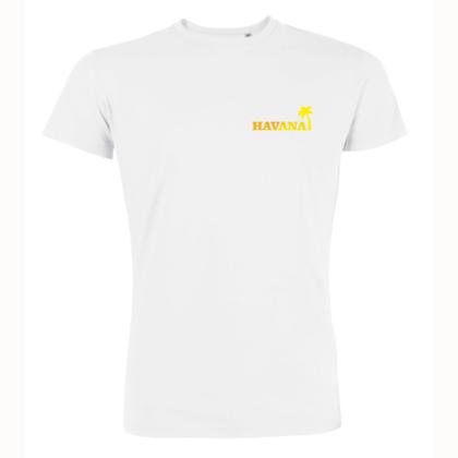 Мъжка леко вталена тениска С90-1