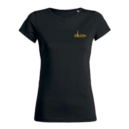 Дамска тениска с красив надпис С1005-1