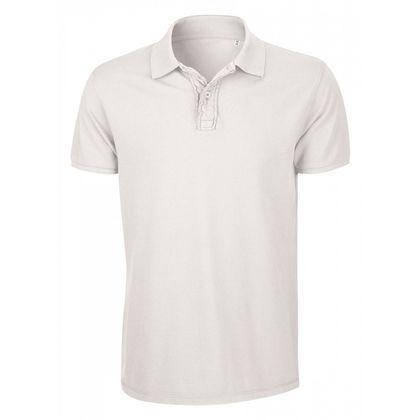 Бяла мъжка риза С619