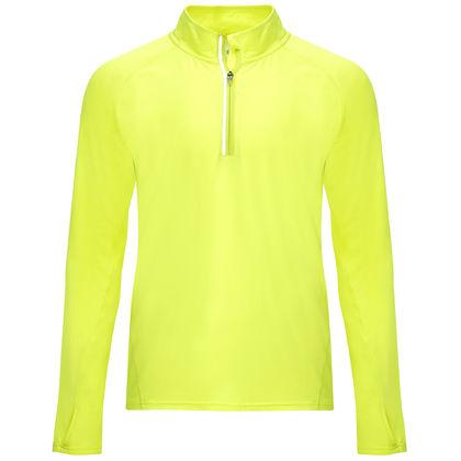 Мъжка спортна блуза с половин цип С1773