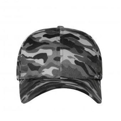 Камуфлажна шапка с козирка С1775